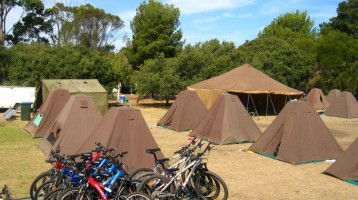 outdoor adventure school camp
