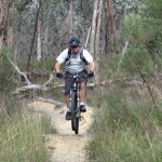 mountain biking victoria