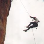 Abseiling + Rock Climbing