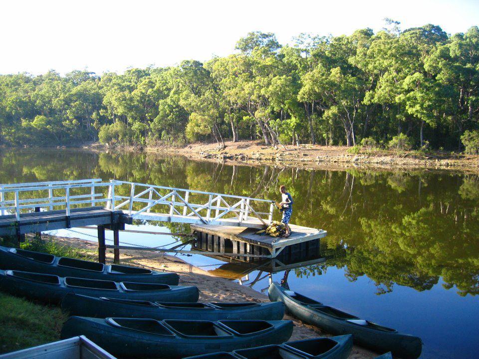 nowa nowa canoe